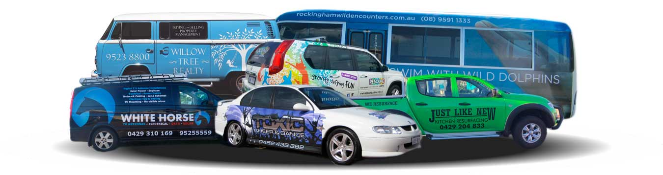 Vehicle Advertising Solutions